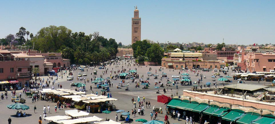 Marrakech tourism guide