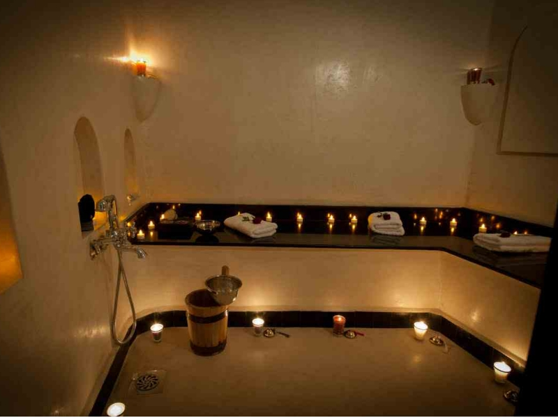 Traditional Hammam 'Beldi'