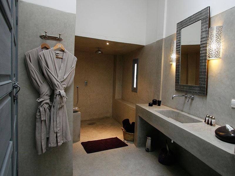 Stunning Salle De Bain Tadelakt Prix Contemporary - Amazing House ...