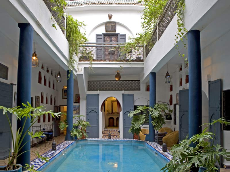 marrakech riads find the best riad in marrakech with. Black Bedroom Furniture Sets. Home Design Ideas