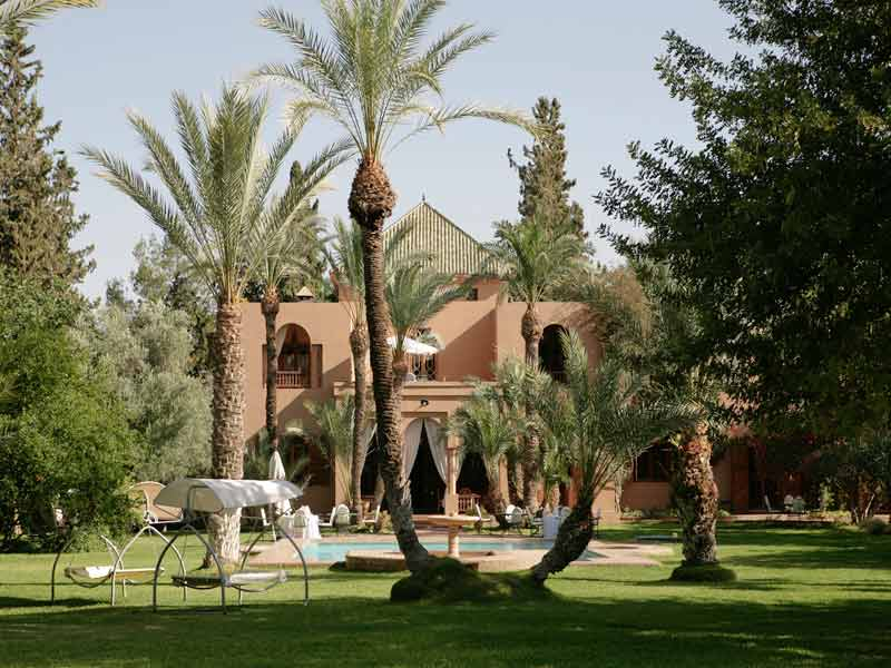 Marrakech riads find the best riad in marrakech with for Jardin villa maroc