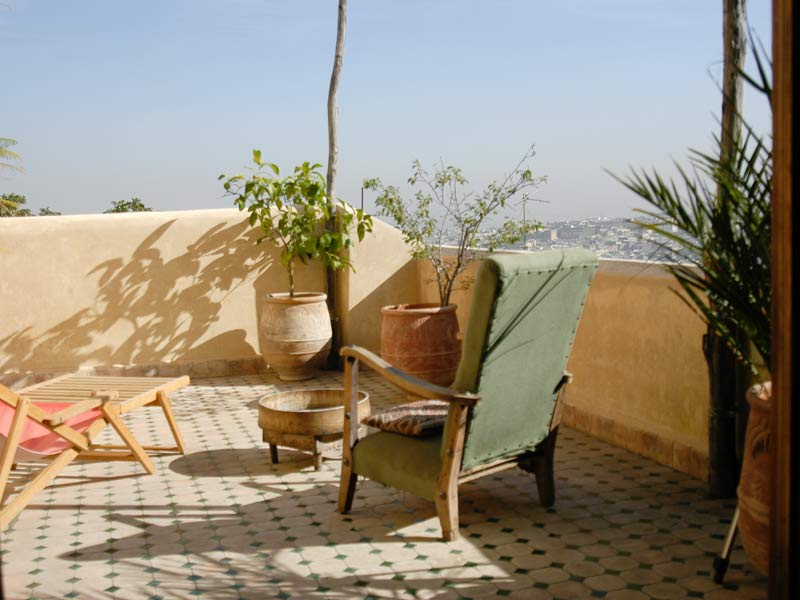 Driss Suite Terrace