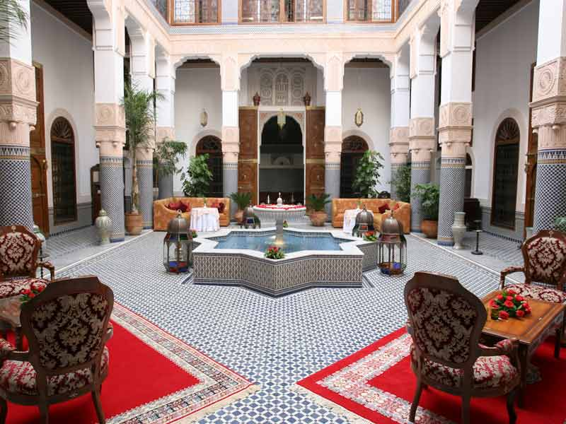 Riad Myra - private rental
