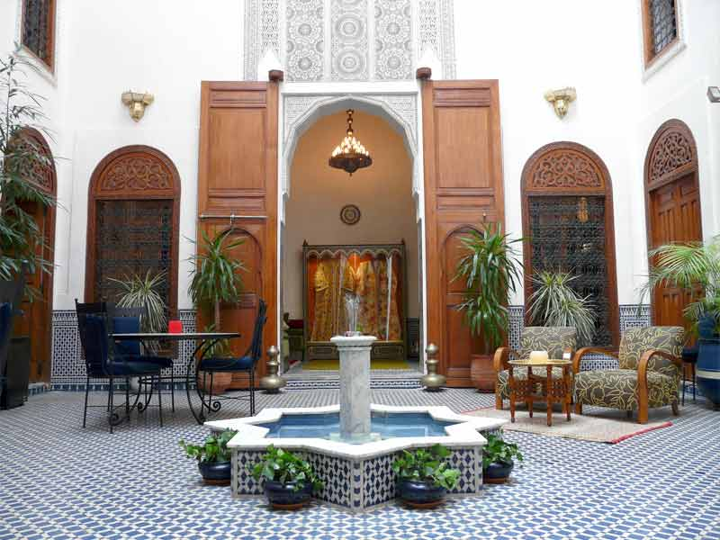 Riad Zamane Private Rental